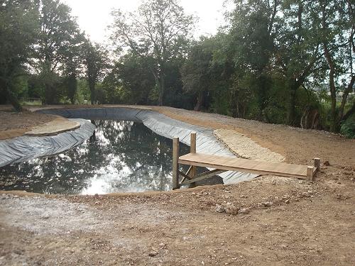 Pond Design Hampshire Pond Landscaping Pond Design